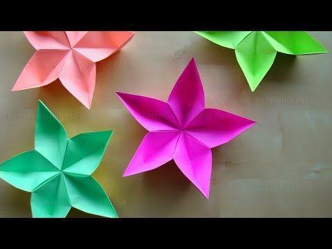 Tuto origami canard - Origami youtube facile ...