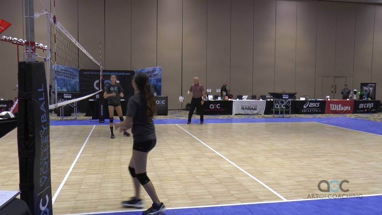 Signature Volleyball Training 12 Year Old Setter Volleyball Training Volleyball 12 Year Old