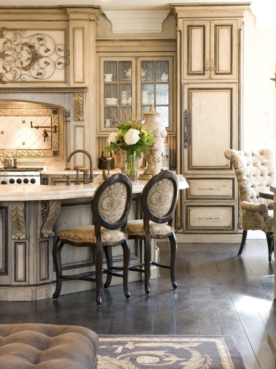 english kitchen cabinets with dark wood | Kitchen ...