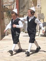 Brothers . Jerusalem