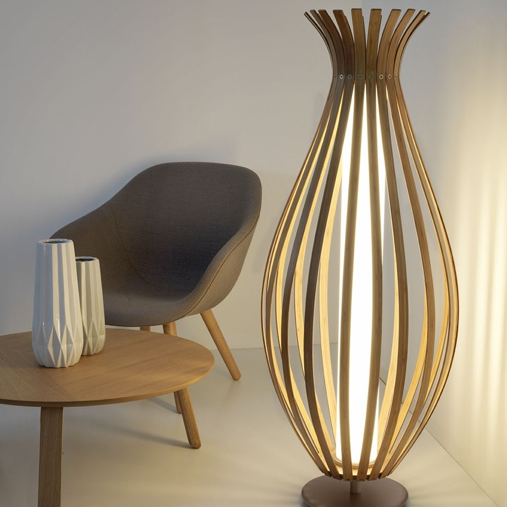 Bamboo Stehleuchte Von LEDS C4 #bamboo #stehleuchte #stehlampe #ledsc4  #designerleuchte #