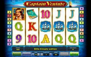 Spielautomat captain venture kostenlos online