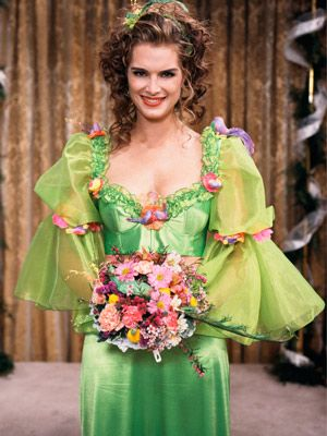 Bridesmaid Ugly Wedding Dresses
