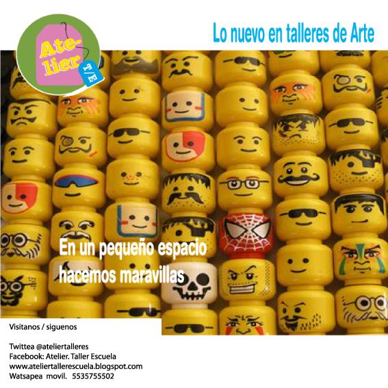 Incribete ya.!!! En Junio inician nuestros talleres.  Incribete ya.!!! #ateliertallerescuela