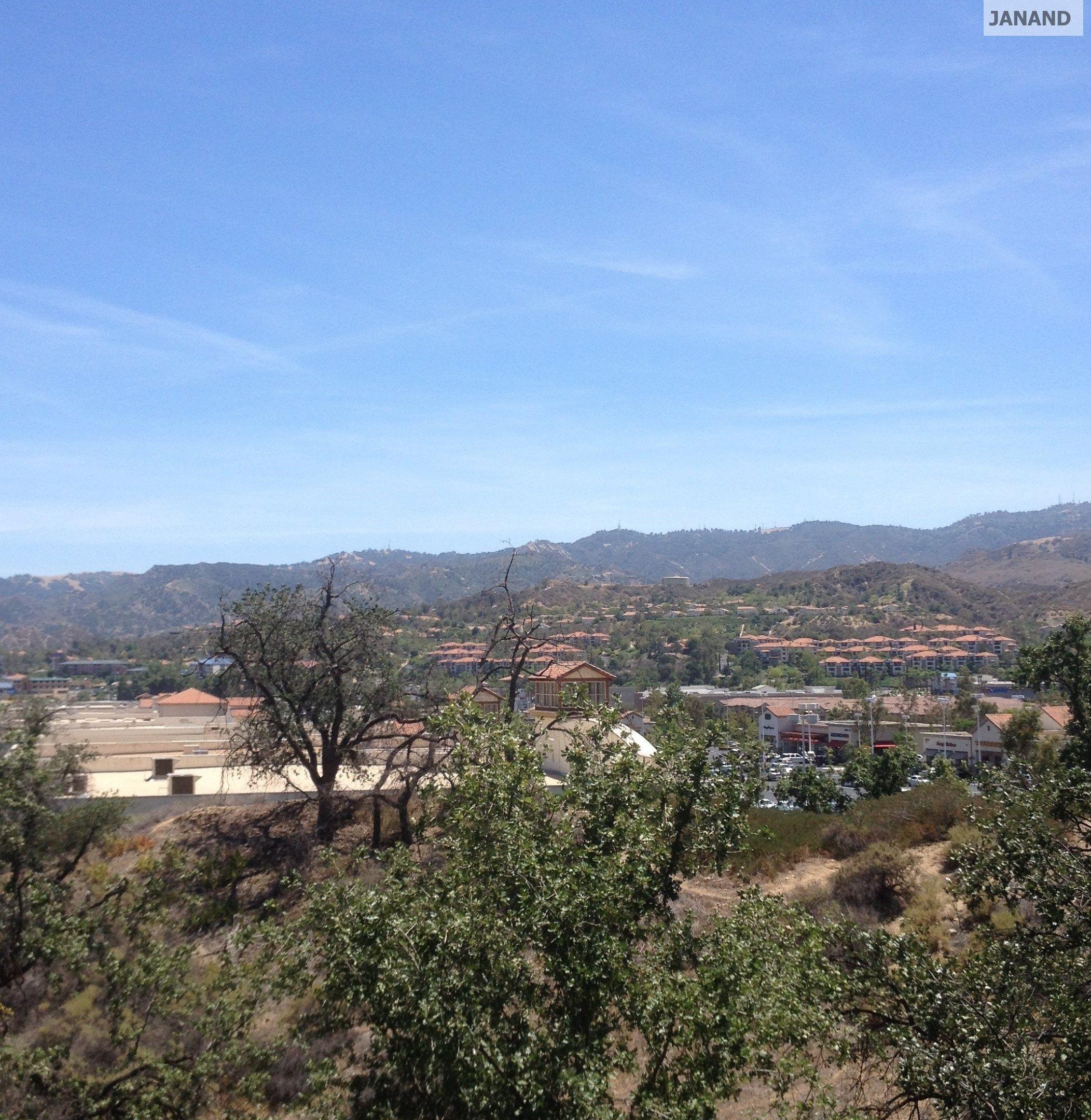 Scenic View near Valencia Ca Scenic, Scenic views, Adventure