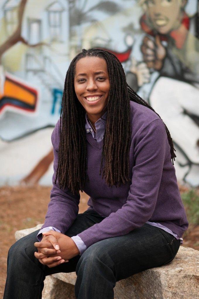 African American Lesbian Dr Bettina Love Receives Nasir Jones