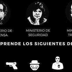 Ayer, Mauricio Macri declaró la emergencia en seguridad que, entre otras cosas, comprende el derribo de aviones sospechosos en la frontera.