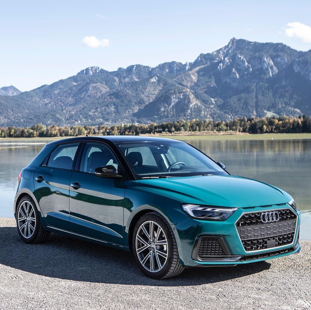 The New Audi A1 Sportback Unique Audi Photography