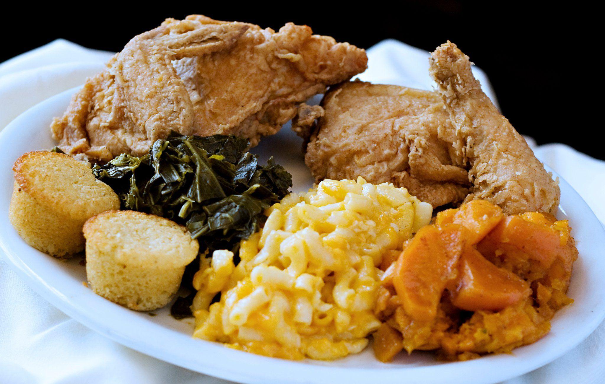 Paschals famous 1947 fried chicken soul food restaurant