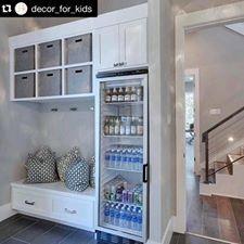 31 Genius Mudroom Ideas #diy #small #laundry #shelf #ideas #farmhouse #organization #lockers #bench #entryway #garage #modern #closet #storage