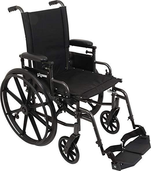 Peachy Probasics Ultra Lightweight Wheelchair For Adults Height Machost Co Dining Chair Design Ideas Machostcouk