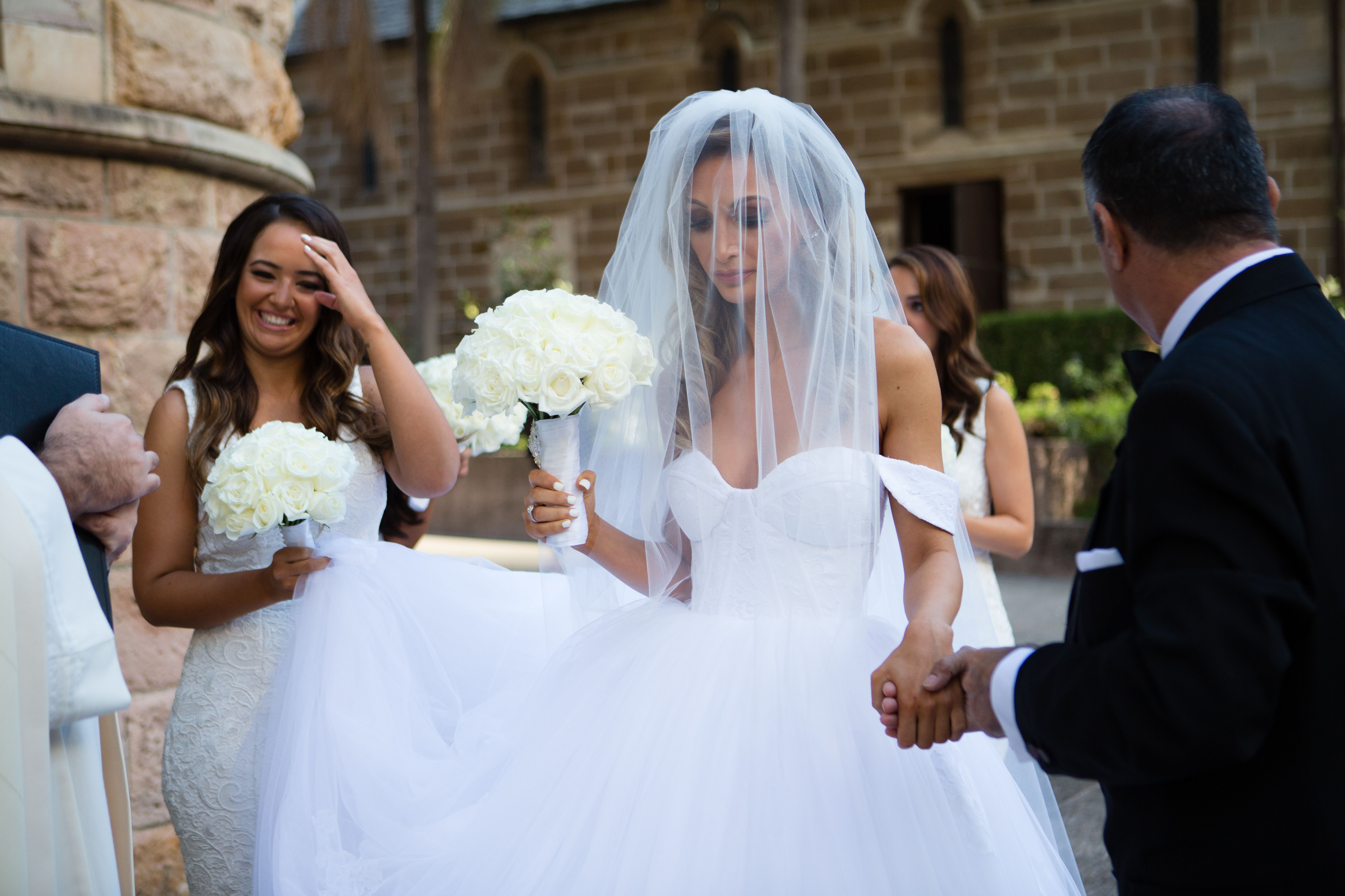 Inspiring post by Bridestory.com, everyone should read about An Exquisite White and Gold Wedding in Australia on http://www.bridestory.com/blog/an-exquisite-white-and-gold-wedding-in-australia