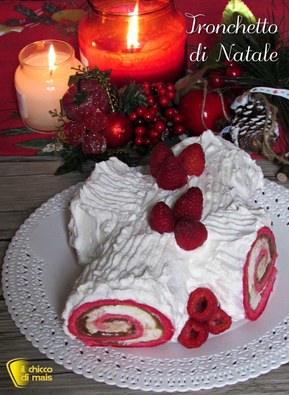 Tronchetto Bianco Di Natale.Pin Di Roberta Firmani Su Ricette Da Provare Natale Dolci Di