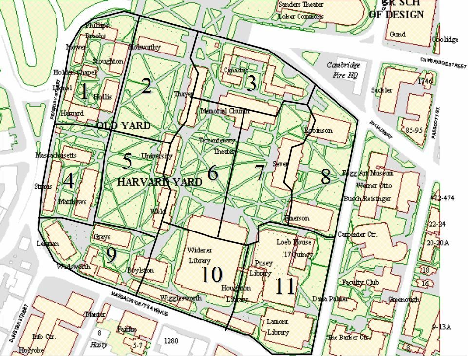 Urban plan Harvard University Cambridge Massachusetts PDF