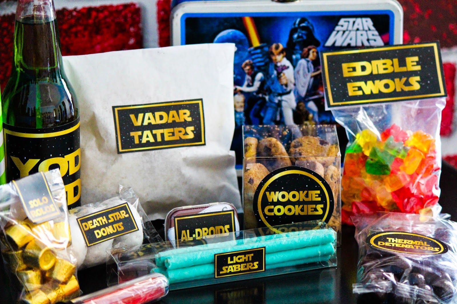 Teacher Appreciation- Star Wars! | Diy star wars gifts ...
