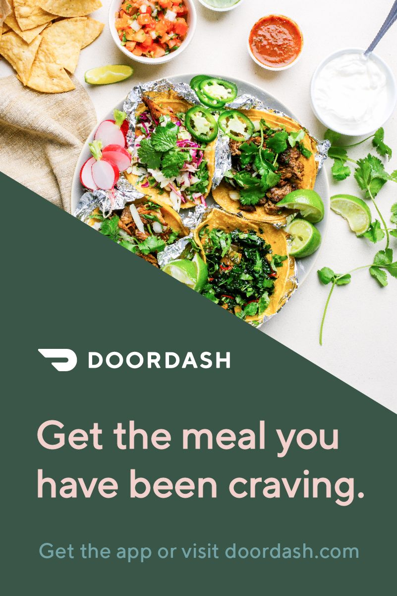 Doordash Offers A Selection Of More Than 250 000 Menus Across 3 000 Cities In The U S And Canada Get Your Favori Healthy Meals Delivered Healthy Recipes Food