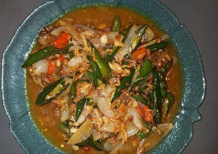 Resep Sambal Tauco Cabe Hijau Ala Buntet Oleh Antoni Surya Wijaya Resep Makanan Tumis Resep