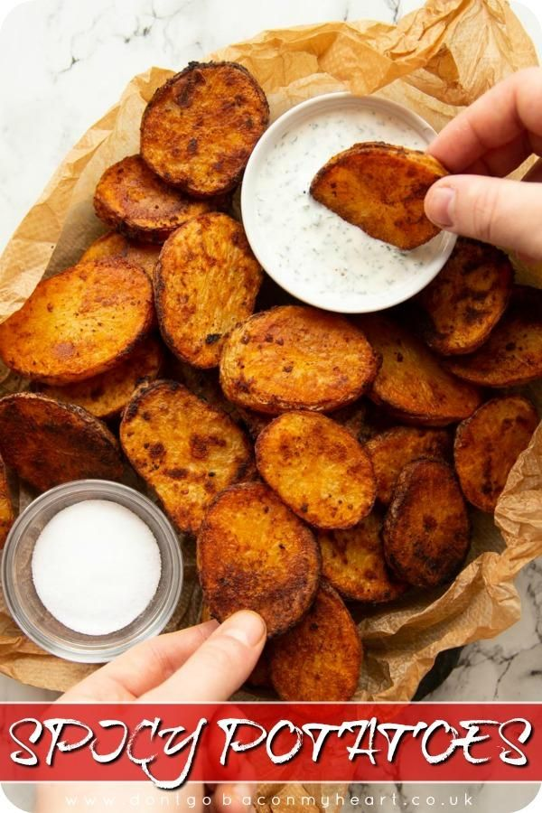 Photo of Spicy Potatoes