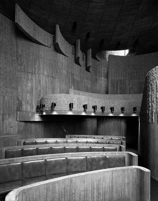 Boston Government Services Center - Photo of completed chapel interior 02 by kelviin, via Flickr