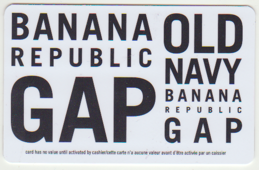 Old Navy Gap (With images) Old navy gap, Gift card