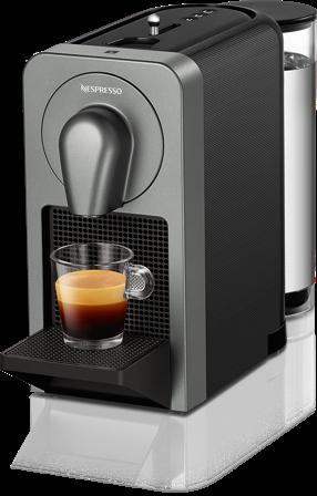 prodigio la première machine nespresso connectée fonctionnalité