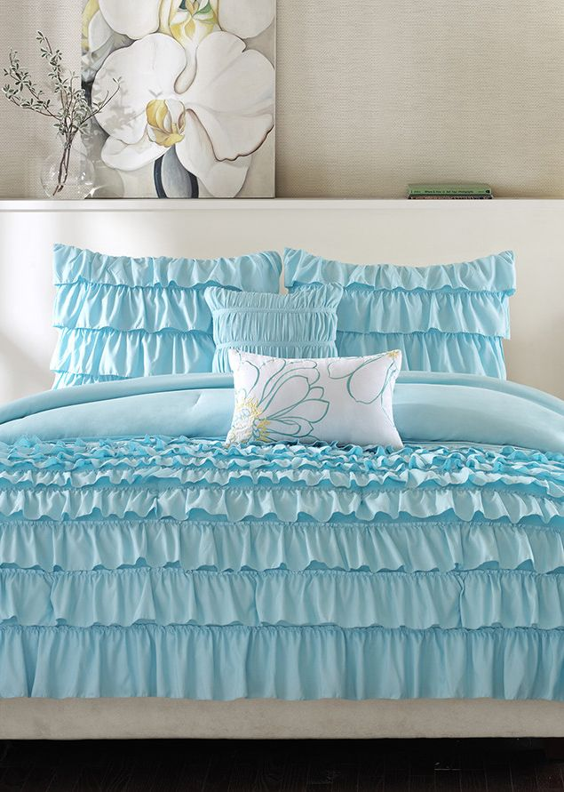 Intelligent Design Waterfall Comforter Set Wayfair Always Loved