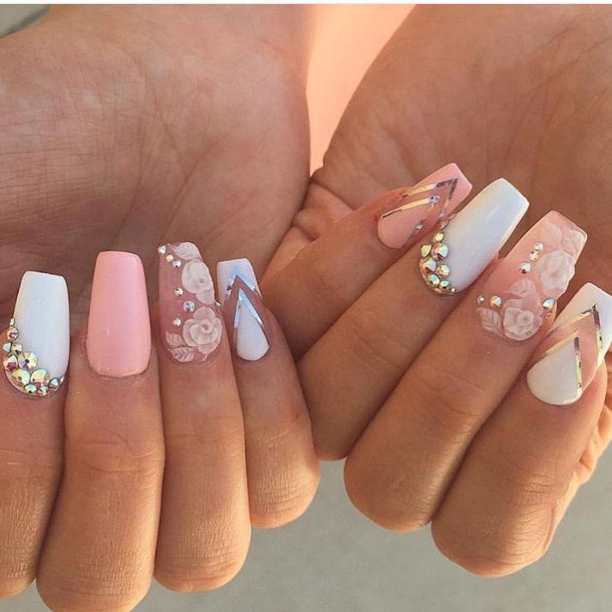 Nail inspo - ✖ Pinterest; 3rin5ucks ✖ Nails Pinterest Nail Nail, Make Up