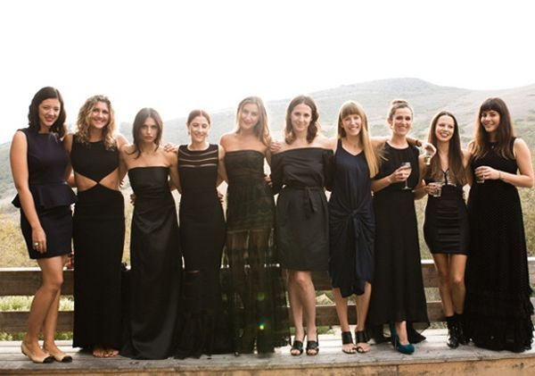 6 Tips On How To Plan A Great Bachelorette Party Black BridesmaidsWedding Bridesmaid DressesLong