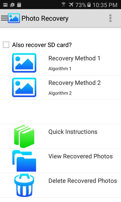 Tips dan Trik Cara Mengembalikan File Foto yang Terhapus di ...