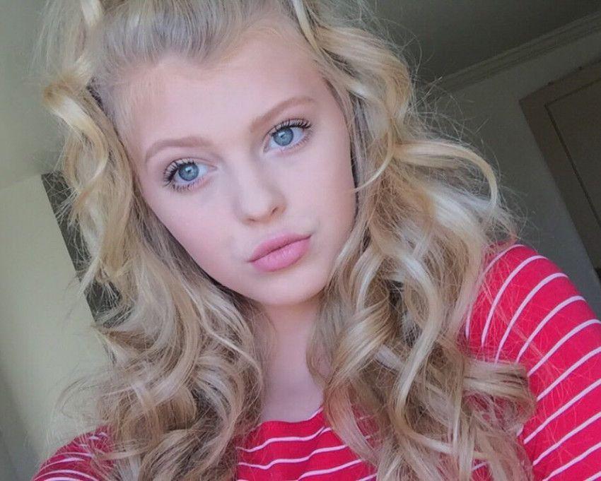 Loren Gray Without Makeup