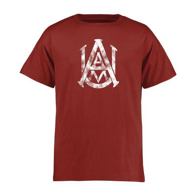 Alabama A&M Bulldogs Youth Crimson Classic Primary T-Shirt
