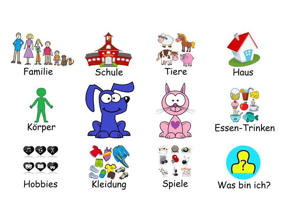 Deutsch für Kinder Kurs mit Videos LIEDER YOUTUBE I