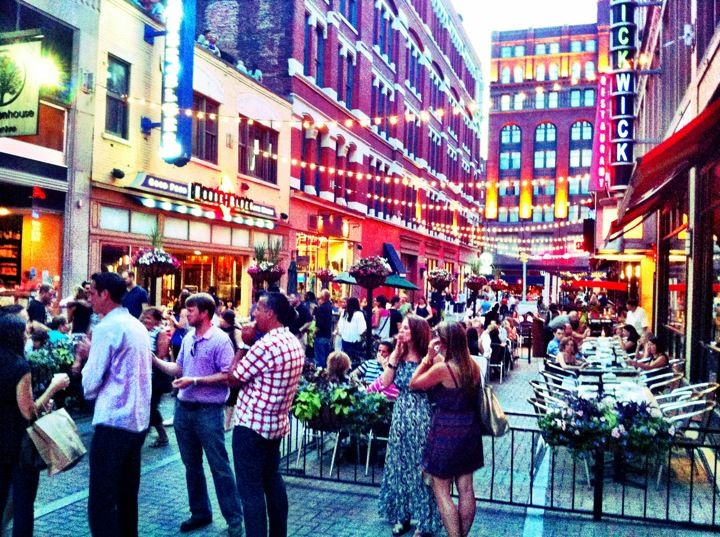 East 4th Street Offers Some Of The Best Restaurants Bars And Entertainment In Cleveland Perfect Spot For A Night Out An Area That I Always Love To