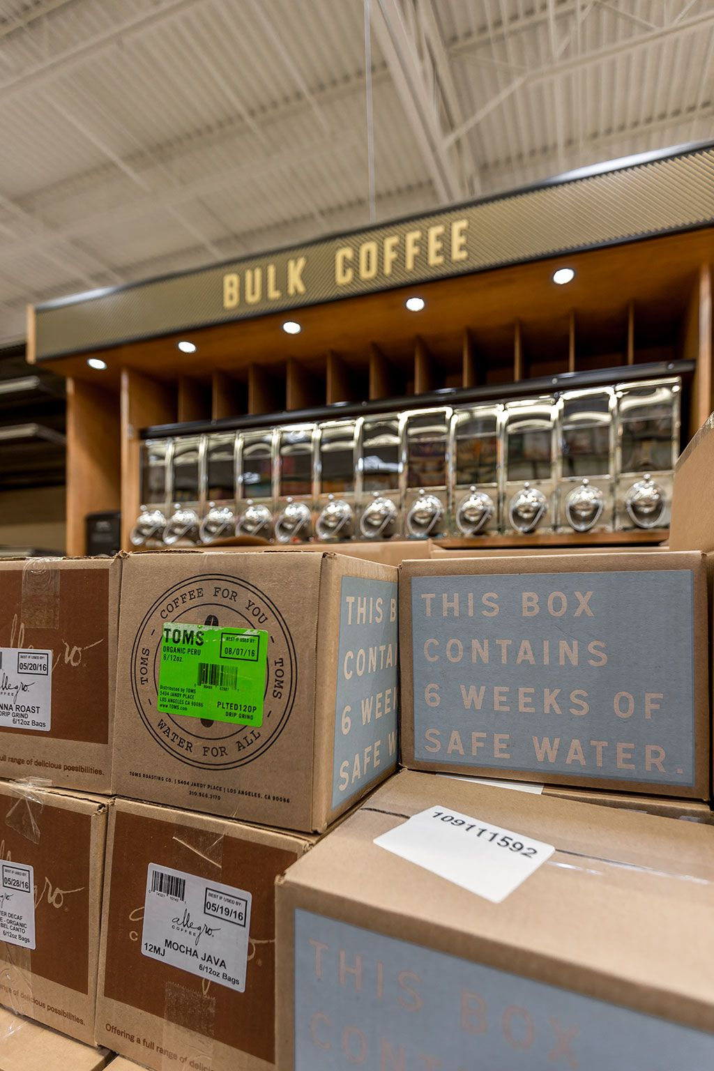 Take a look inside the new fayetteville whole foods market