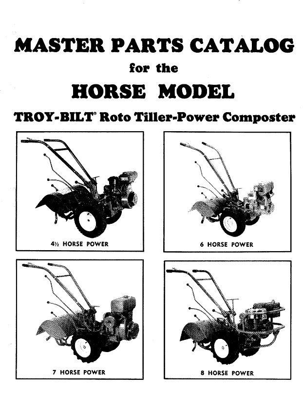 Tiller Manuals Garden Tools Tiller Composter