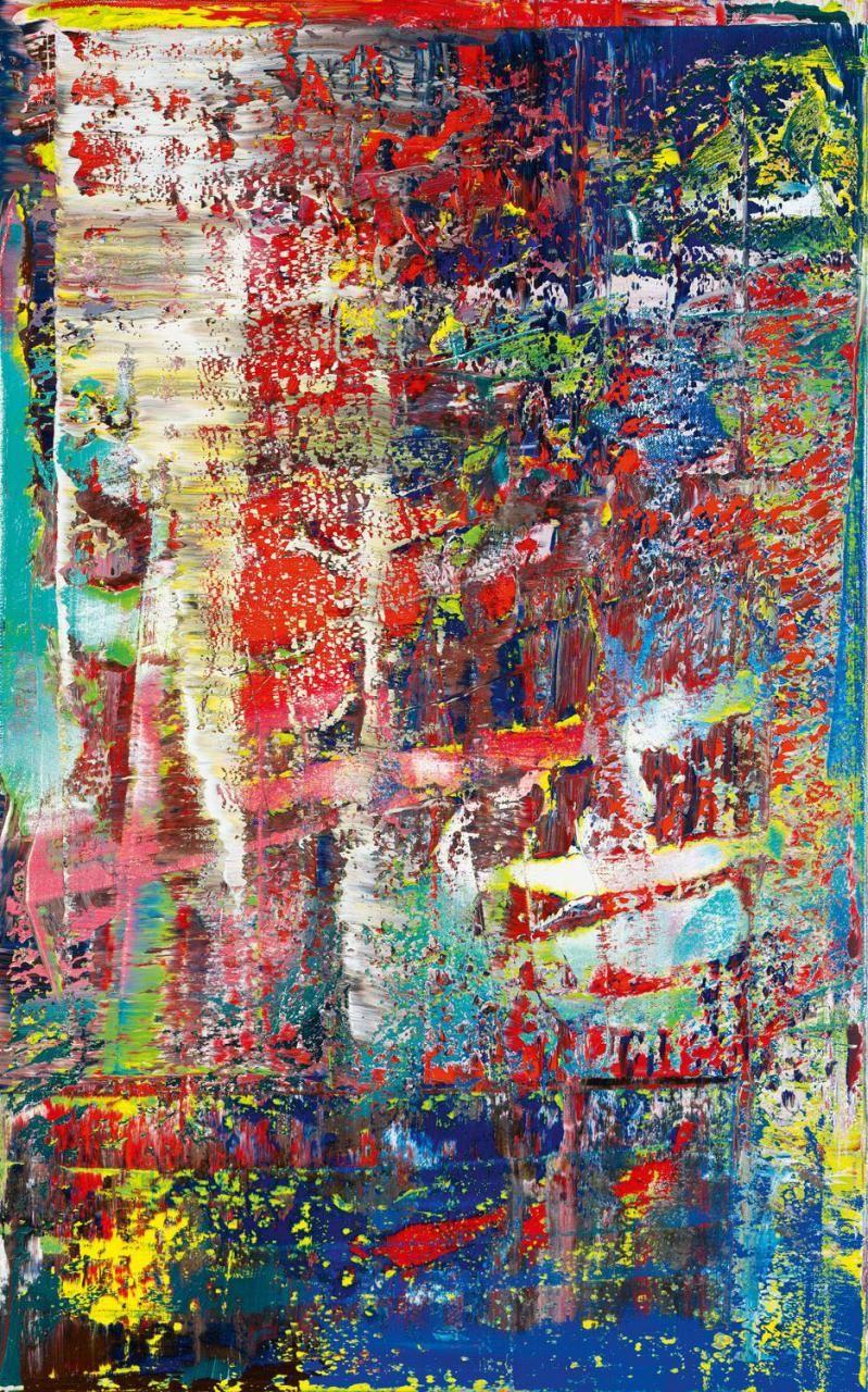 gerhard richter abstraktes bild 945 1 2016 c koln 2017 abstract famous artists modern art abstrakte kunst leinwand berühmte gemälde