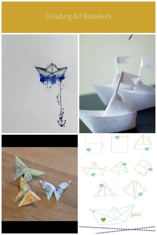 Schiff Origami