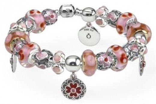 pandora bracelet design ideas bracelets bracelet designs and light blue - Pandora Bracelet Design Ideas