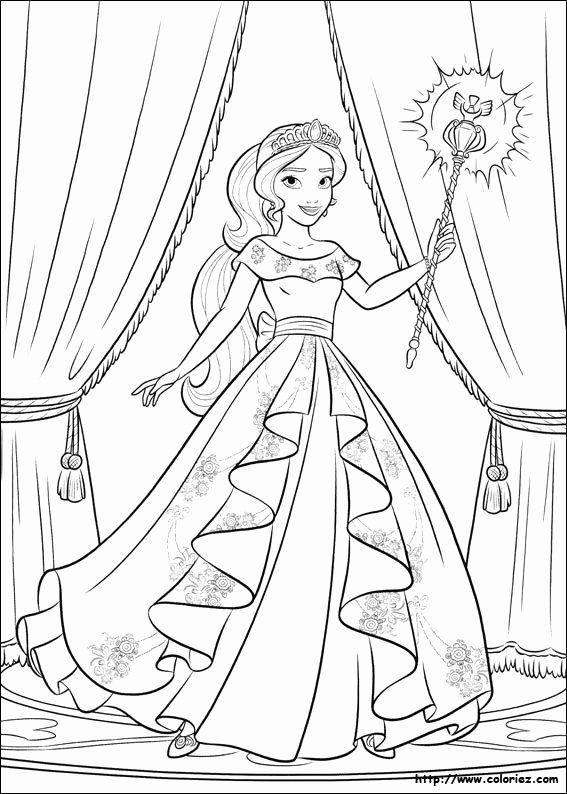 Elena Of Avalor Coloring Page Beautiful 89 Best Elena Of Avalor Images On Pinterest Disney Coloring Pages Disney Princess Coloring Pages Barbie Coloring Pages