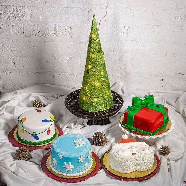 Will you be serving up a #CarlosBakery holiday spread this year?