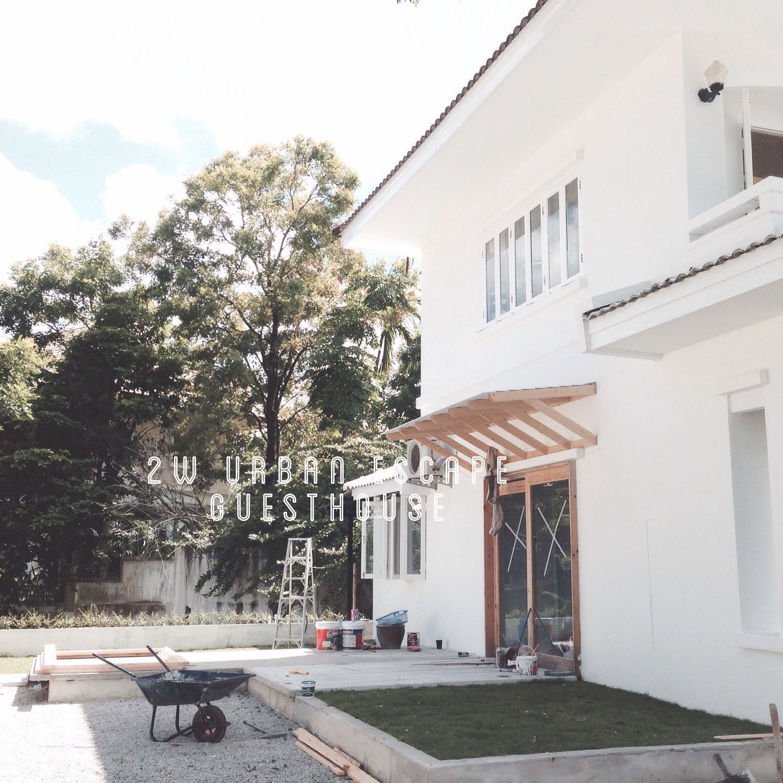 New style guesthouse in chalong phuket to be fully operated in