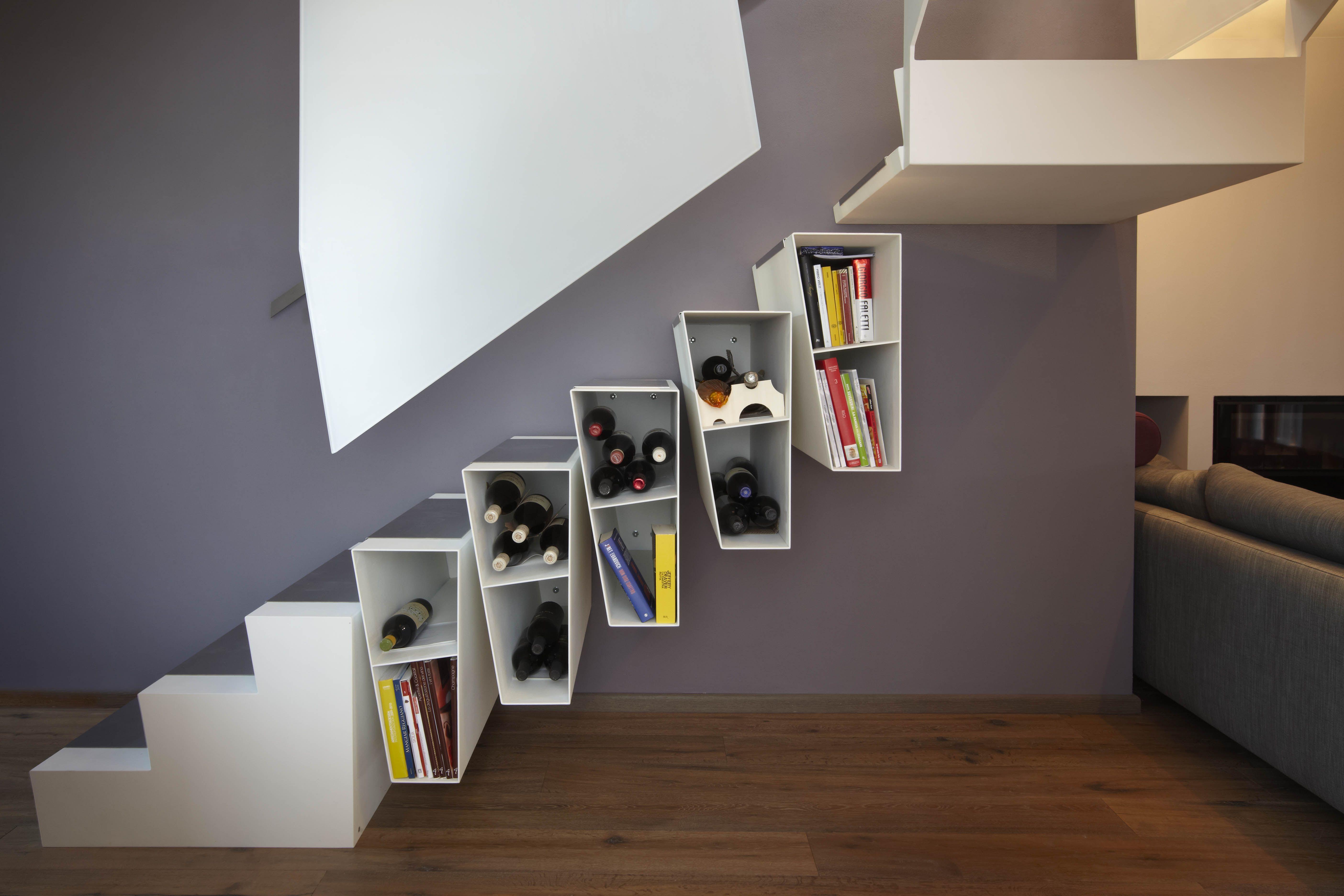 Scala Su Disegno Staircase Design Stairs Design Interior Stairs