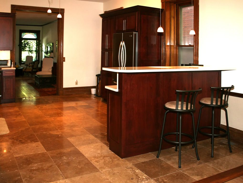 Stone Flooring For Kitchens 1000 Images About Ideas For The House On  Pinterest Kitchen Floor Tiles