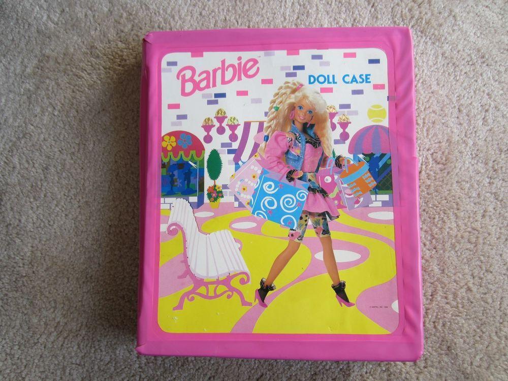 Ordinaire Barbie Doll Storage Case For Dolls, Clothes, Shoes U0026 Accessories, ...