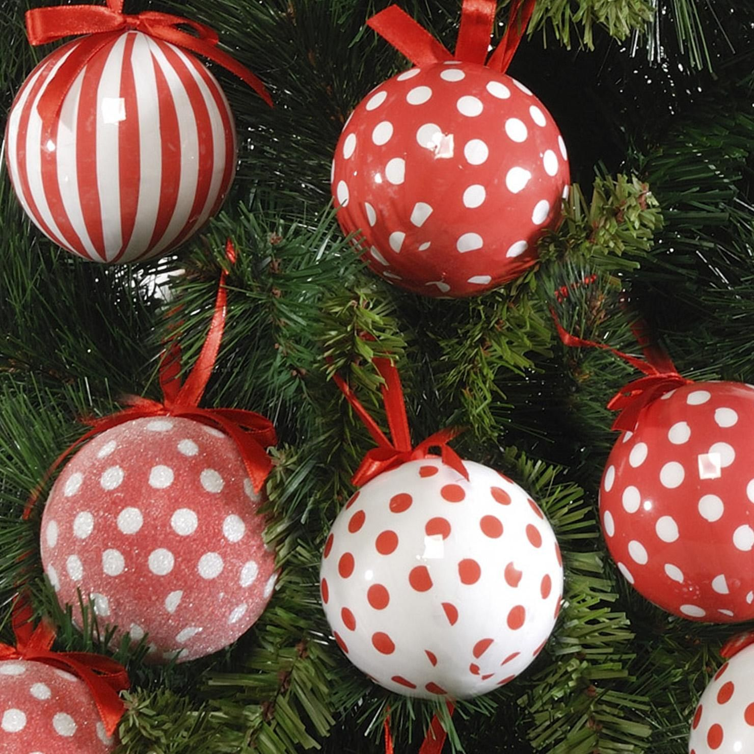 the office christmas ornaments. Festive 12 Decoupage Baubles The Office Christmas Ornaments R