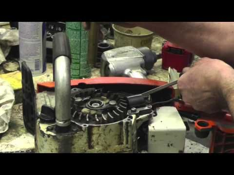 How To Convert Stihl 028 031 032 From Points and Condenser