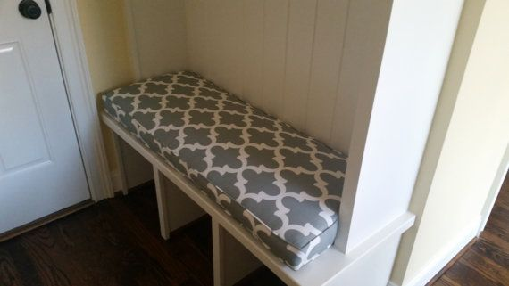 Mudroom Bench Cushion Window Seat Cushion Price Includes