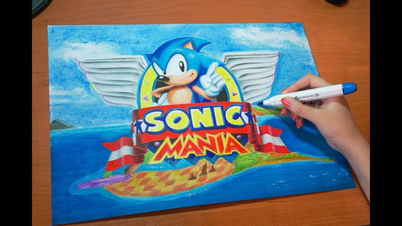 Pin On The Sonic Board