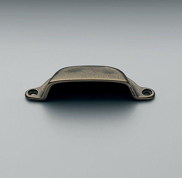 Restoration Hardware Dakota Cup Pull | PROJECT_harold kitchen reno ...