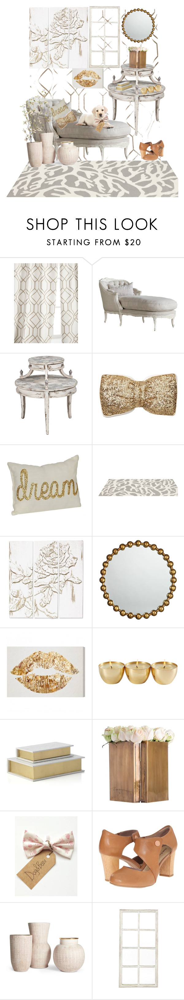 """""""Dreaming"""" by sherrysrosecottage-1 ❤ liked on Polyvore featuring interior, interiors, interior design, home, home decor, interior decorating, Softline Home Fashions, PBteen, Somerset Bay and Palecek"""